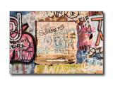 Graffiti WindowCadiz Summit, CA