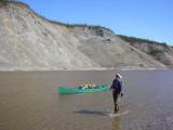Spent a week going upriver