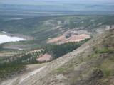 Sherbert Hills, Andeson River