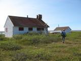 Krekovich Landing, multi-use hut