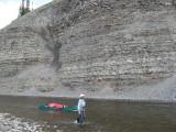 More sedimentary outcrops