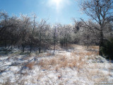 Early for snow in Oklahoma    ----    Have a Merry Christmas and Happy New Year    ----