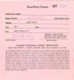 ticket to tour