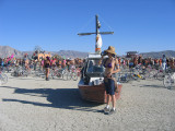 Party on the Playa