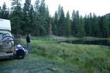 First nights Camp