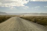 Entrance into Burning Man