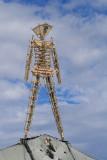 New Burning Man