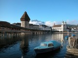 From St Moritz to Lucerne