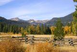 Mt. Lassen from Mill Creek