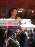Avocado Festival Mannequin