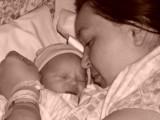 Baby Xavi and Gen
