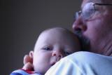 Xavi and Grandpa