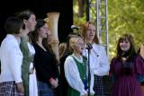 Celtic Kids perform