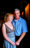 Pat and Mychael Wedding reception