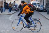dude on bike