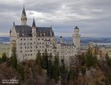 Schloss Neuschwanstein, Germany (Deutschland)