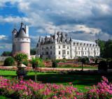 Chateau Chenonceaux, Loire Valley