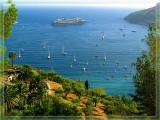 One Of Monaco's Harbours