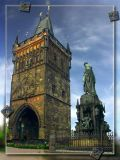Karlov Bridge, Prague, Czechia