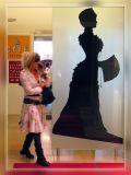 19 Century  Meets 21  , Sissi's Museum, Vienna, Austria
