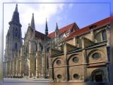 Rothenburg's Cathedral, Bavaria