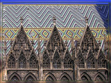 St. Stefans Motives, Vienna, Austria