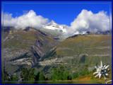 Summer In Alps, Switzerland