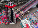 Weaving The Carpet, Sacred Valley