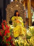 Spookiest Jesas Of Americas... St.Rose Church, Lima
