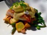 Fillet Of Monk Fish On Roasted Vegetables, Nice