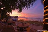 El Galleon sunset