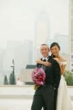 Lilac & David: The Wedding Page