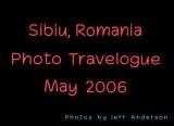 Sibiu, Romania (May 2006)