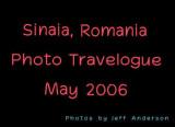 Sinaia, Romania (May 2006)