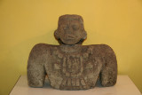 An example of pre-Columbian art at the the National of Gallery Art.
