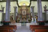 Interior of the Basilica of Suyapo.