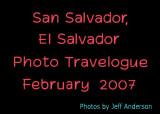 San Salvador, El Salvador (February 2007)