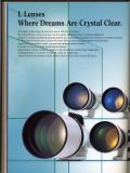 Canon Luxury Glass Lenses
