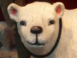 Christmas bear on 5th Ave