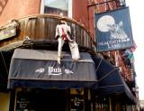 A West Village pub