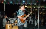 Mark Dreyer - entertaining on the General Jackson paddleboat