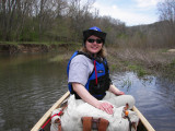 Margaret in the bow of ShannonIII.jpg