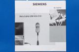 Siemens DCA-510 USB Data Cable Manual