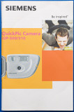 Siemens QuickPic Camera IQP-500/510 Manual