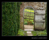 Arched Garden Doorway, Snowshill Manor