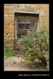 Walled Garden Doorway, Snowshill Manor