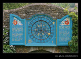 24 Hour Analogue Clock, Snowshill Manor