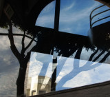 Stormy outside....sunny inside