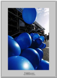 Beaubourg - Tribute to Yves Klein 1