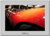 Rétromobile 2007, Ferrari 1
